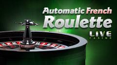 automatische franse roulette live