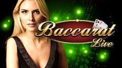live casino baccarat spelen