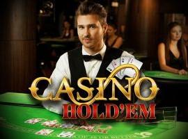 online live casino hold'em