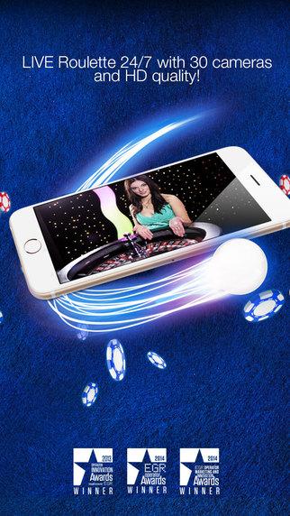 leovegas live casino mobiele immersiver roulette
