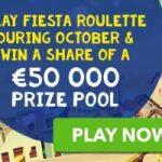 Fiesta Roulette bij Polder Casino