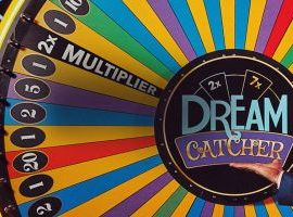 live dream catcher money wheel