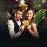 Golden Tickets bij Kroon Live Casino Blackjack tafels