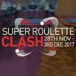 roulette toernooi clash