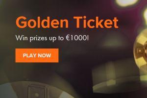 gouden tickets kroon casino