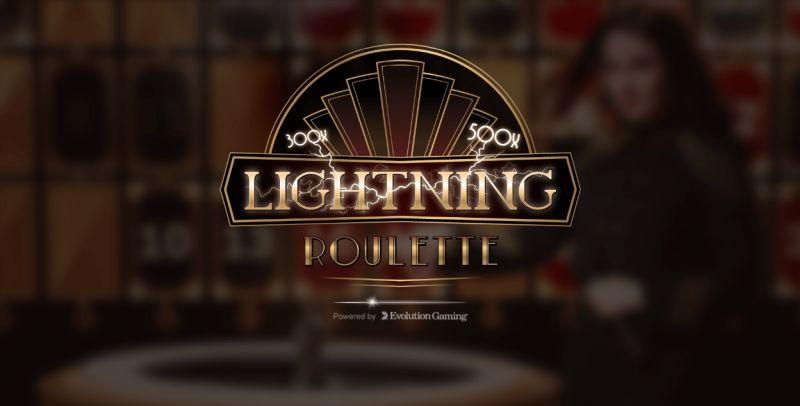 Live Roulette varianten Live lightning roulette