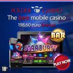 Polder Live Casino