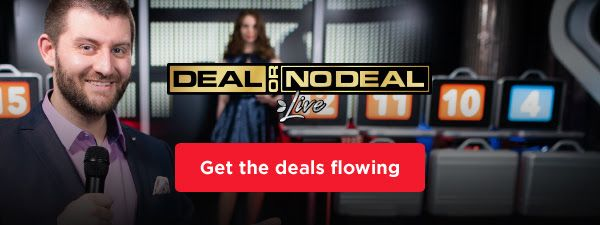 Deal or No Deal Evolution Gaming