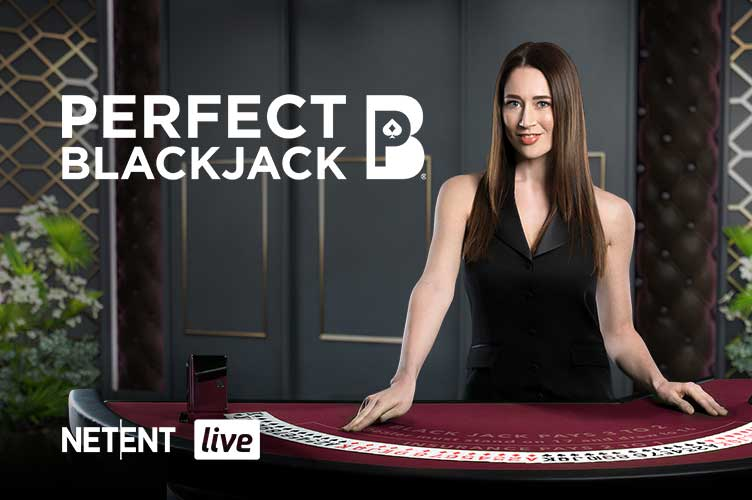 Live Perfect Blackjack NetEnt