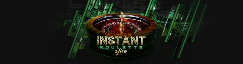 Live Instant Roulette Evolution Gaming