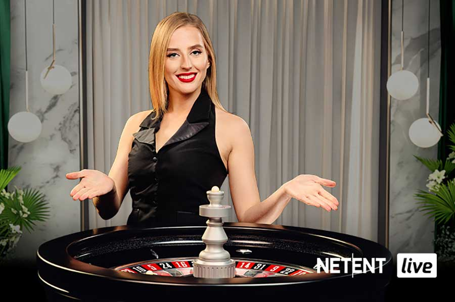 Rapid Roulette NetEnt