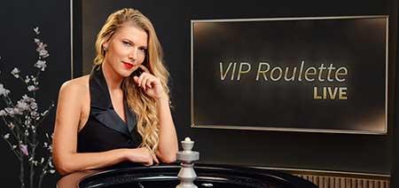 online live casino vip roulette NetEnt