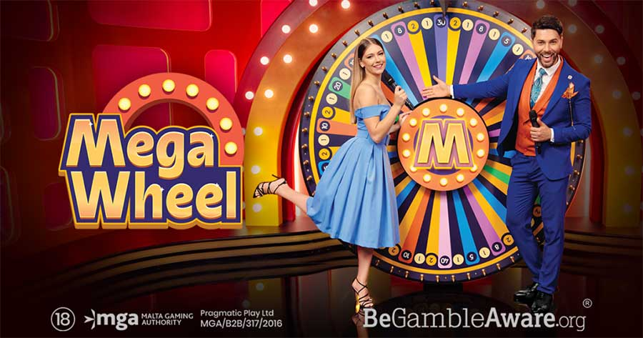 Mega Wheel Whamoo live casino